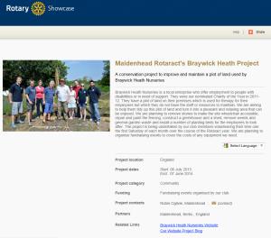Rotaractors Showcase